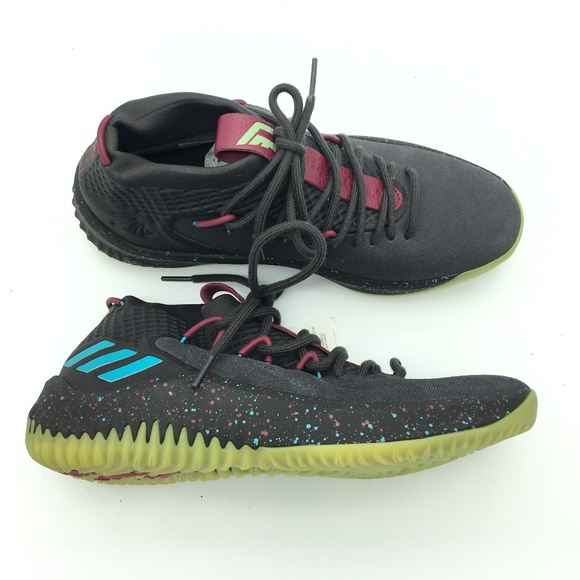 more photos 22a4a 0565b Adidas Glow in the Dark Dame 4 CQ1254 8.5 P9x0252